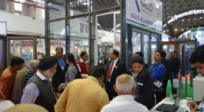 ZAK Doors & Windows Expo 2014, New Delhi